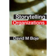 Storytelling Organizations (Boje David M.)(Paperback) (9781412929776)