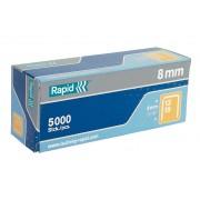 Capse Rapid 13 8 mm galvanizate 5.000 cutie
