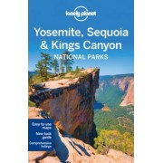 Lonely Planet Yosemite, Sequoia & Kings Canyon National Parks, Paperback