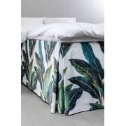 KROTON sängkappa 60 cm Grön