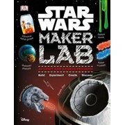 Star Wars Maker Lab: 20 Craft and Science Projects, Hardcover/Liz Lee Heinecke