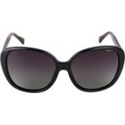 INVU Cat-eye Sunglasses(Green)