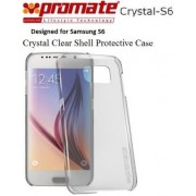 Promate Crystal-S6 Crystal Clear Shell Protective Case