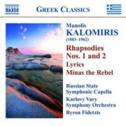 M. Kalomiris - Rhapsodies & Symphonic.. (0747313245178) (1 CD)