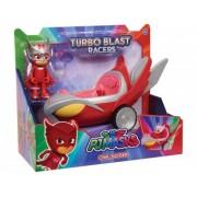 Eroi In Pijama Bufni-planor Turbo Blast cu figurina 24977