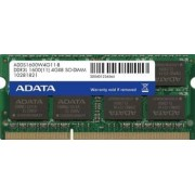 Memorie Laptop ADATA 4GB DDR3L 1600MHz CL11 Bulk