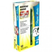 Papermate Replay premium penna cancellabile verde 0,7 mm confezione 12 penne