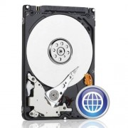 WD2500BEVT Western Digital wd2500bevt Scorpio Blue 250 GB interne harde schijf (6,4 cm (2,5 inch), 5400rpm, 8 MB cache, SATA)