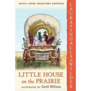 LITTLE HOUSE ON THE PRAIRIE (UNKNOWN) (9780060581817)
