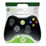 Wireless Controller Black XBOX 360