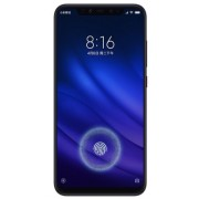 "Telefon Mobil Xiaomi Mi 8 Pro, Procesor Octa-Core 2.8GHz/1.8GHz, Super AMOLED capacitive touchscreen 6.21"", 8GB RAM, 128GB Flash, Camera Duala 12+12MP, Wi-Fi, 4G, Dual Sim, Android (Negru transparent) + Cartela SIM Orange PrePay, 6 euro credit, 6 GB inter"