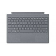 Microsoft Surface Pro Signature Type Cover Platinum Eng Intl. QWERTY
