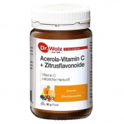 Dr. Wolz Zell GmbH VITAMIN C+BIOFLAVONOIDE Dr.Wolz Pulver 90 g