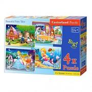 Castorland Beautiful Fairy Tales Jigsaw Puzzle (55 Piece)