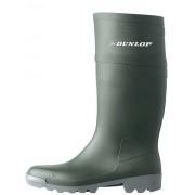 Dunlop Hobby Knielaars Pvc Groen - 43