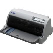 Epson LQ 690 - Printer - Monochrome - Dot-Matrix