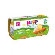 Hipp Gmbh & Co. Vertrieb Kg Hipp Bio omogeneizzato verdure miste 2 x 80 g