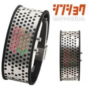 The Corrosion - Orologio Digitale Japanese Style LED Multicolor