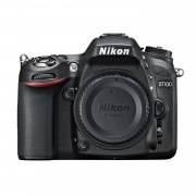 Refurbished-Very good-Reflex Nikon D7100 Black