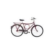Bicicleta Super Forte VB Aro 26 Vermelha Sunred - Houston