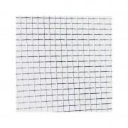 Phif Toile moustiquaire à mailles fines en aluminium largeur 120 cm