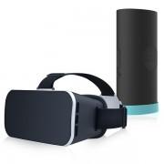 Kit Sensemax com Realidade Virtual Two Sensetube e Óculos 3D