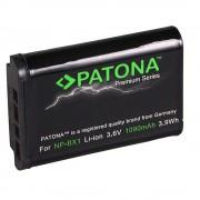 Patona Premium Acumulator Replace Li-Ion pentru Sony NP-BX1 1090mAh 3.6V