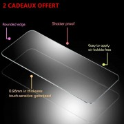 Gangxun® Protection D'écran En Verre Trempé Pour Lg X Power2 Protecteur D'écran Protège Écran Vitre Protection Verre Trempé Pour Lg K10 Power