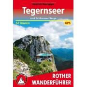 Heinrich Bauregger - Rother Wanderführer Tegernseer und Schlierseer Berge. 52 Touren - Preis vom 18.10.2020 04:52:00 h