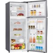 Хладилник с фризер LG GTB574PZHZD, клас A++, 438 л. обем, No Frost, инокс