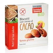 Germinal Bio Biscotti Con Crema Al Cacao Senza Glutine 200 Gr