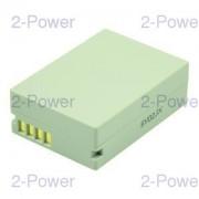 2-Power Digitalkamera Batteri Canon 7.4v 820mAh (NB-10L)