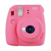 Fujifilm Instax Mini 9 kamera med 10 skott - Flamingo rosa