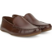 Clarks Reazor Edge British Tan Loafer For Men(Tan)