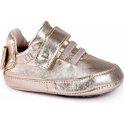 Pantofi fetite BIBI Afeto Aurii 16 EU