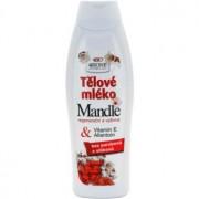 Bione Cosmetics Almonds leche corporal nutritiva con aceite de almendras 500 ml