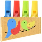 Hape International Hape Rainbow Pan Flute
