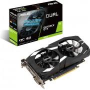 Asus GeForce GTX 1650 Dual OC - Grafische kaart - GeForce GTX 1650 - 4GB GDDR5 - PCIe 3.0 x16 - DVI-D, HDMI, DisplayPort