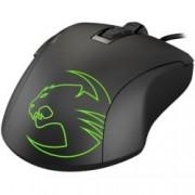 Мишка Roccat Kone Pure, оптична (8200 dpi), USB, сива, 12000fps, 1000Hz polling rate