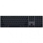 Клавиатура Apple Magic Keyboard, безжична, кирилица, сива, Bluetooth
