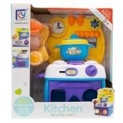 Cocina Pequeña Infantil - Color Baby