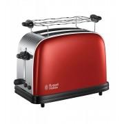 Russell Hobbs 23330-56 Colours Plus+ piros kenyérpirító
