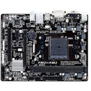 Gigabyte FM2+ / FM2 AMD A58 (Bolton D2) Micro ATX AMD Motherboard GA-F2A58M-DS2