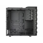 "CARCASA COOLER MASTER HAF 912 Advanced, mid-tower, ATX, 2* 200mm & 1* 120mm fan (inclus), I/O panel, black ""RC-912A-KKN1"""