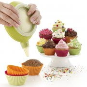 Lékué® cupcake forma szett Decomax-szal