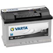 Acumulator auto VARTA Black Dynamic 70AH