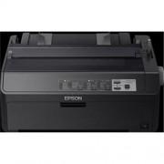 EPSON LQ-590II, A4, 24 ihl., 550zn/s, USB2.0, LPT