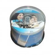 Disc Blu-Ray printabil 25GB, 50 buc./cutie FORTIS