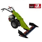 GF 3 GX200 Motocositoare Grillo cu motor Honda GX200 putere 6,5 Cp, transmisie in baie de ulei , bara taiere 117 SP Iarba , 6 viteze