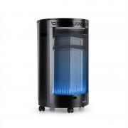 Blumfeldt Bonaparte Fire, газова печка, 4200 W ODS система, черна (HHG9-Bonaparte Fire)